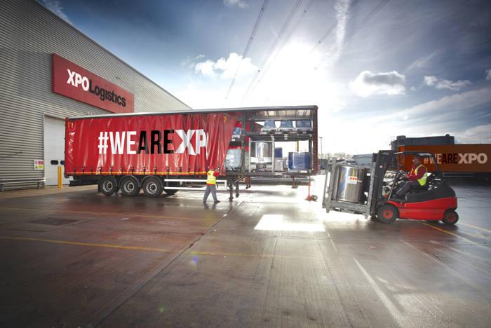 XPO, XPO logistics, logística, distribución, moda, comercio, economía, empresa, resultados financieros