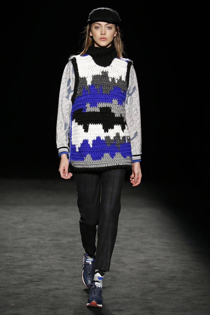 moda española, tendencias, inspiración, otoño invierno 2016,2017, 080  Barcelona Fashion