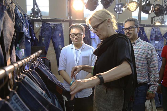 dhaka apparel summit, bangladesh denim expo, denim, jeans, feria, negocio, dhaka