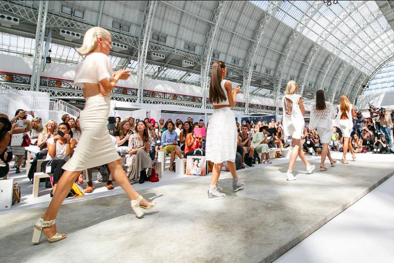 pure london, feria, moda, colecciones, Londres, fashion