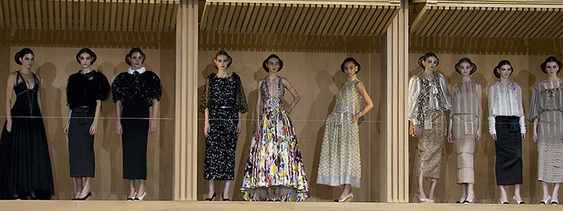 agenda de la moda, Desfiles de Alta Costura en París. Temporada Primavera Verano 2016
