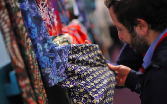 Blossom Première Vision, Première, Vision, tejido, moda, textil, feria, precollecion, Paris, anteprima