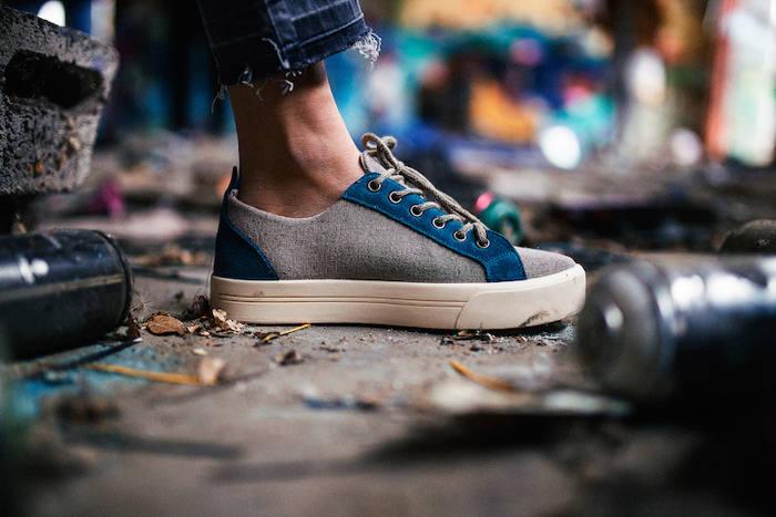 Pompeii, zapatillas, redes sociales, millennial, negocio, calzado, 2.0