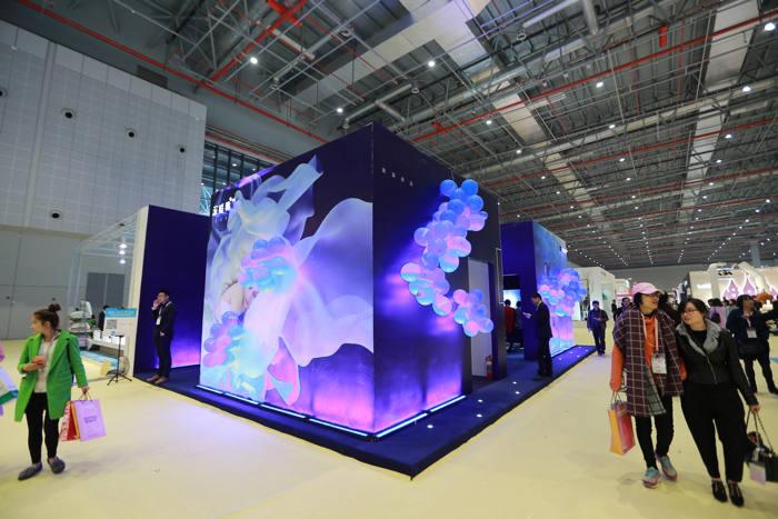 Intertextile shanghai, feria, textil, china, negocio textil con china