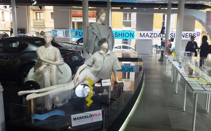 Marcelo Vilá, escaparate, diseño emergente, maniquí, complementos para tiendas, diseño interior, retail
