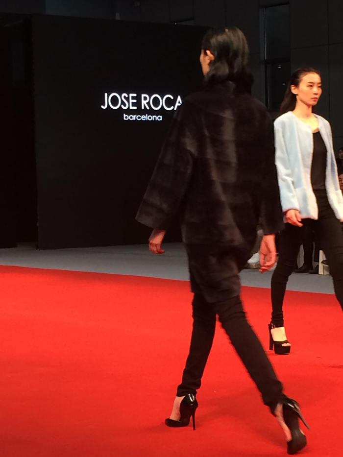 Chic Shanghai, china, el consumidor de moda chino, sector textil chino, sector de la moda china, feria de moda en China, Roca barcelona, XTI