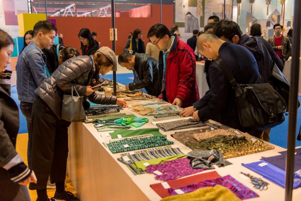 Intertextile Shanghai Apparel Fabrics, Feria de Frankfurt, Shanghai, sector textil en China, sector confeccionista en China, salones de tejidos
