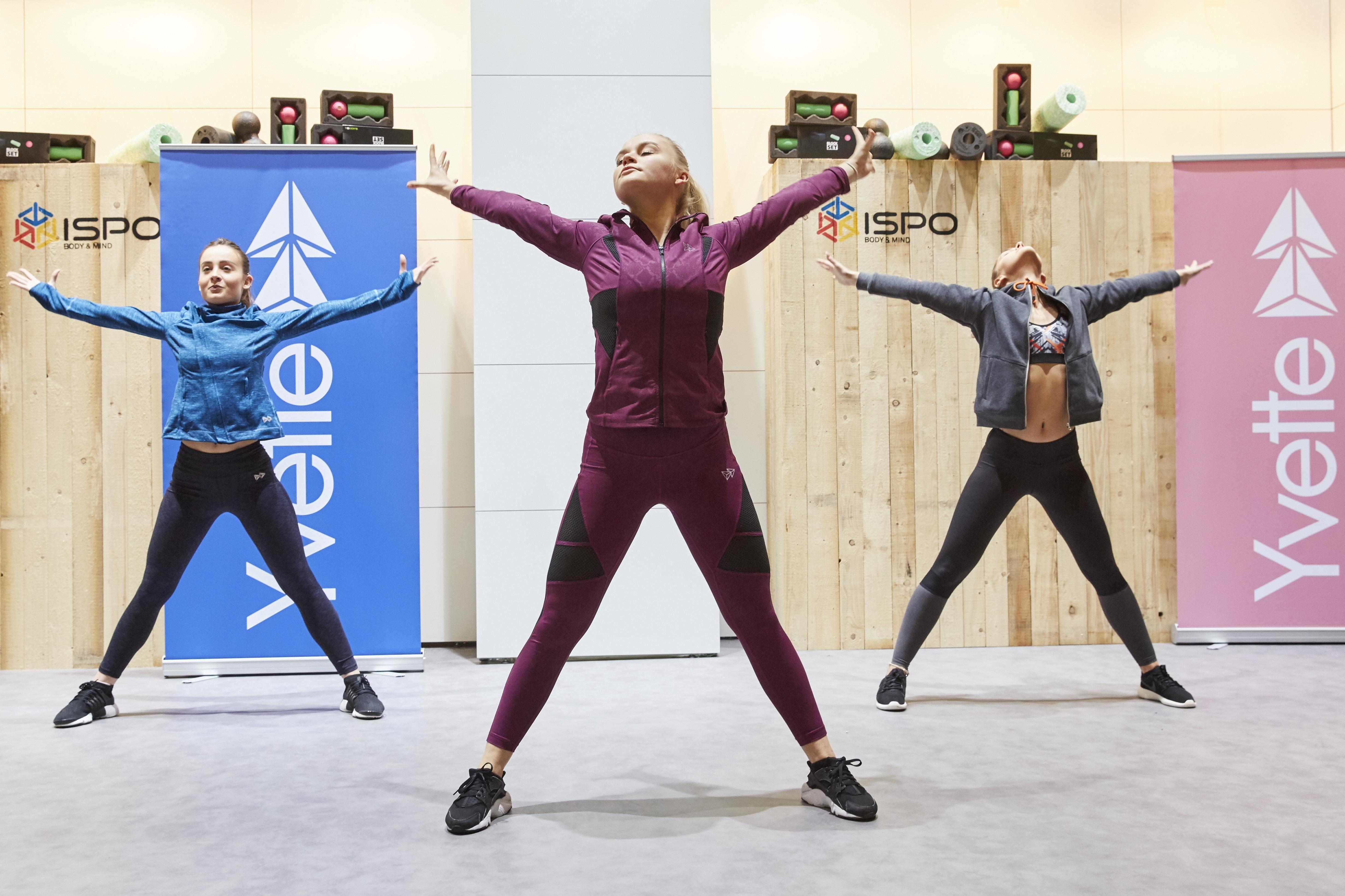 ISPO, Sport Evolution Report, Feria de Munich, Afydad, ISPO Academy, mercado de productos deportivos