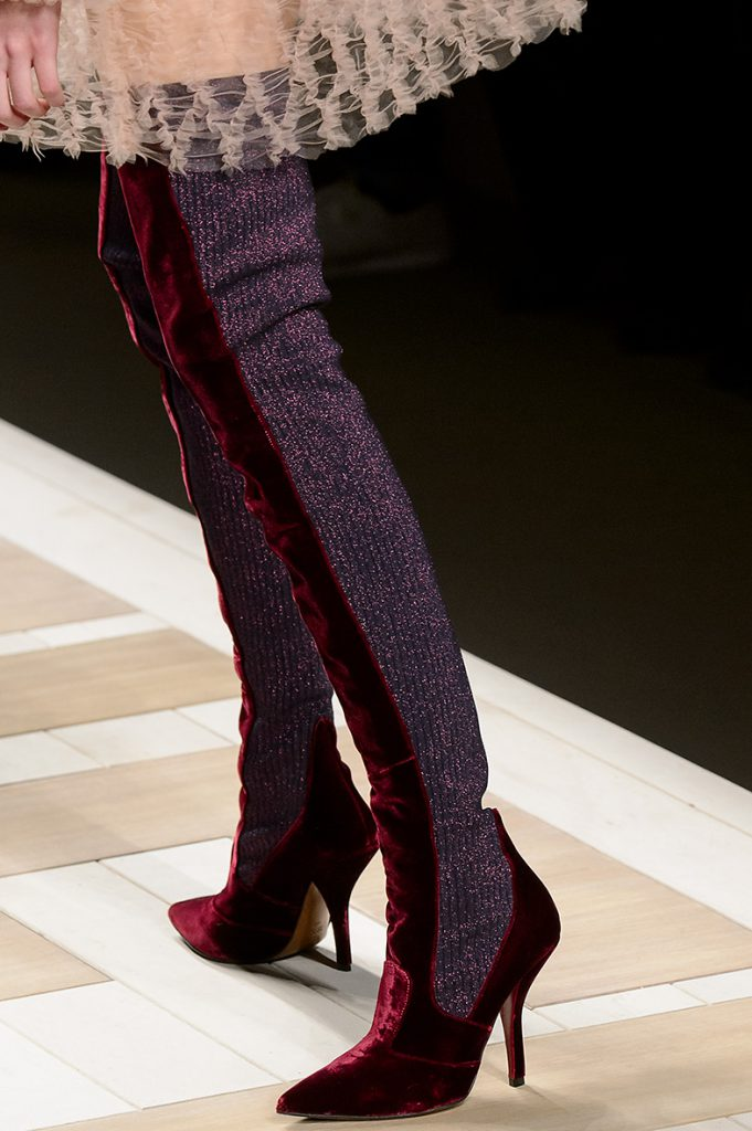 d6739efa3 Pinker Moda » Calzado femenino  Tendencias Otoño Invierno 2017 18 ...