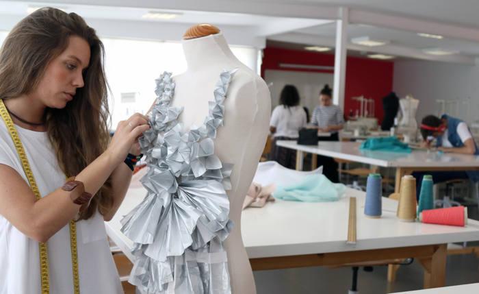 Estudiar moda entrevista con esne escuela universitaria - Escuela universitaria de diseno ...