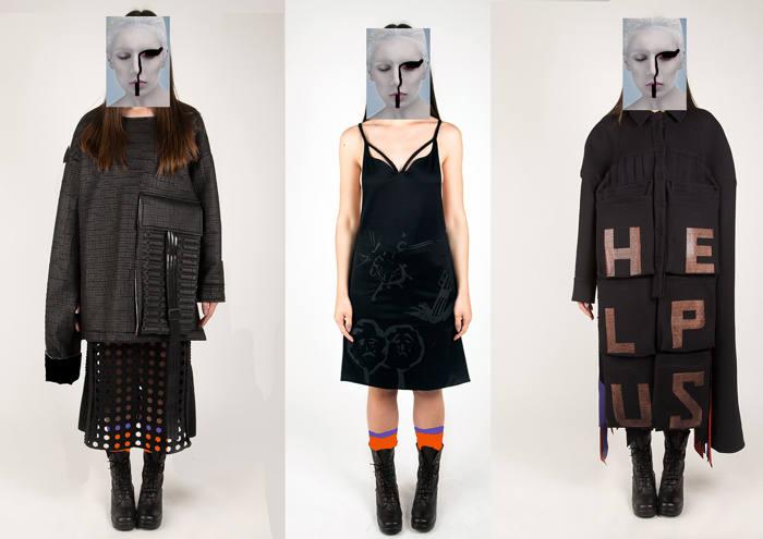 ESNE, estudiar moda, estudiar diseño de moda, desfile de moda de alumnos de ESNE