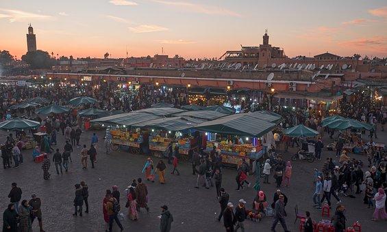 Maroc Sourcing, Maroc in Mode, Marrakech, Alemania, salones de textile, textile marroquí, AMITH, BCI