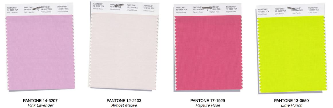 psicología del color, Leatrice Eiseman, Pantone Color Institute, tendencias cromáticas, amarillo minion, color, pantone,