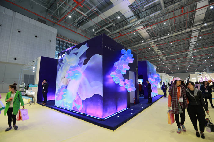 Intertextile shanghai, feria, textil, china, negocio textil con china