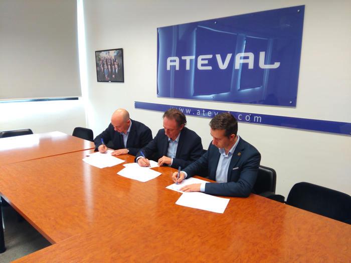 Ateval, Industria 4.0, digitalización industrial