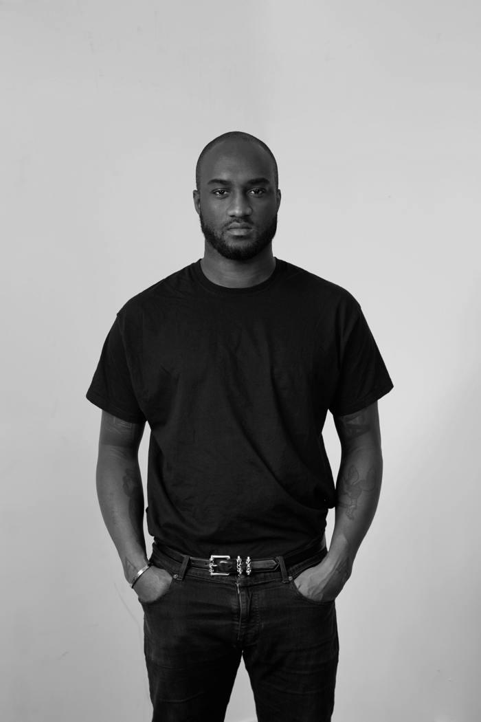 Virgil Abloh, white-off, pitta immagine, pitti uomo, pitti, diseñador de moda, creativo de moda