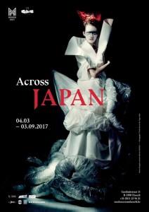 across japan, a través de japón, exposiciones de moda, museo, cultura de moda, moda como arte