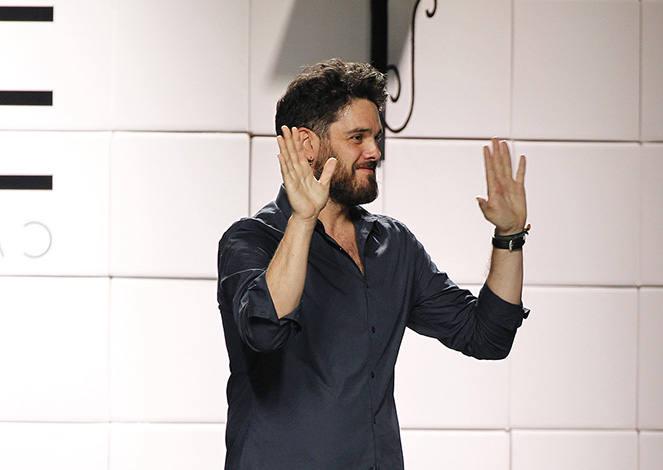Leandro Cano, Who's on Next, Vogue, fashion, diseñador del año, Alber Elbaz, Suzy Menkes, Cano