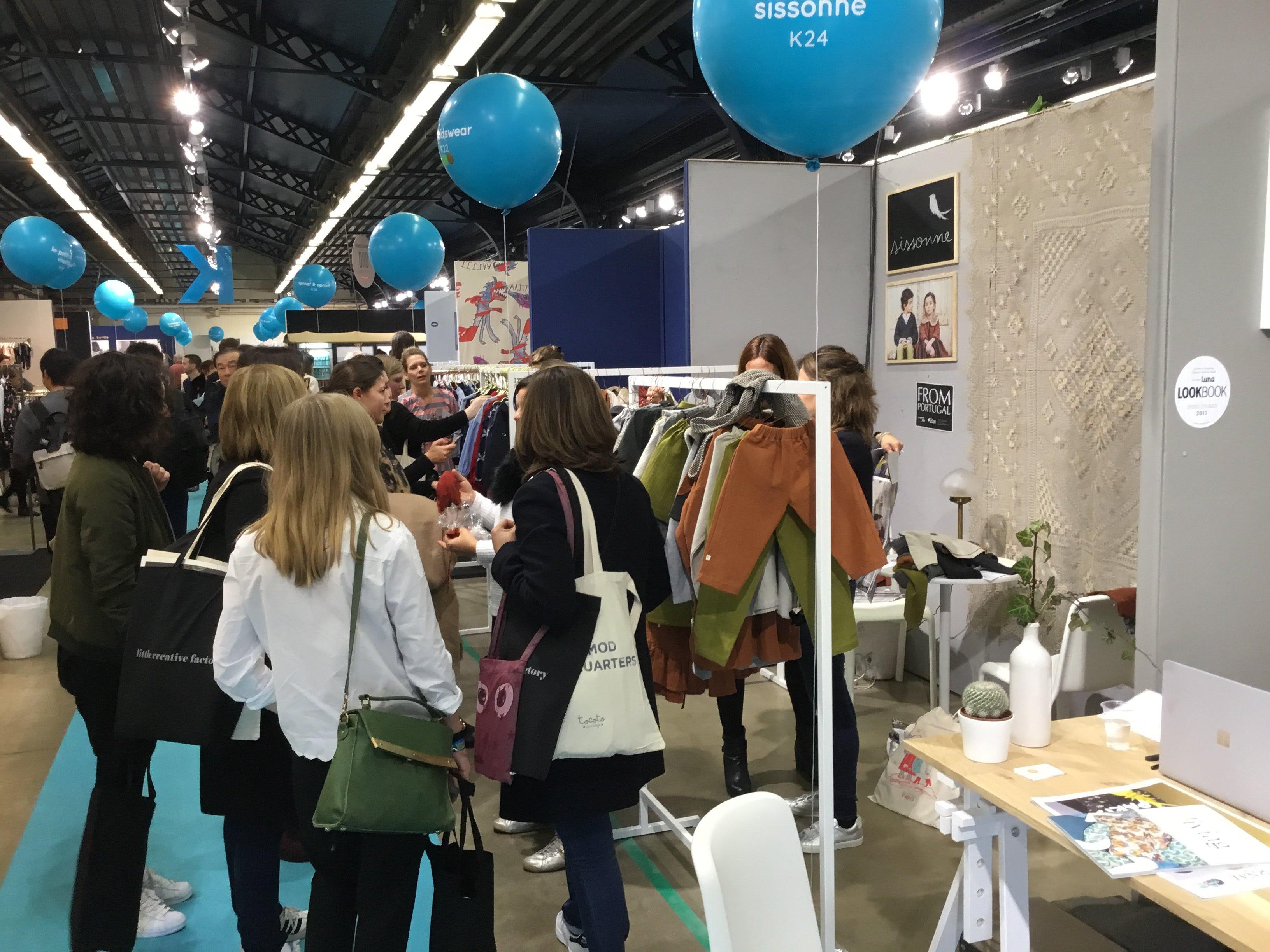 ASM, Playtime, Asociación Selectiva Moda, moda infantil portuguesa, Playtime, Bubble London, salones de moda infantil