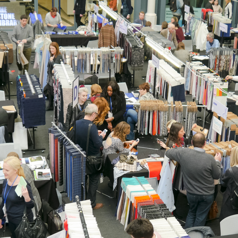 The London Textile Fair, TLTF, From Portugal, salones textiles, mercado textil británico, Islington Design Center, Textile Events, The Print + Design Fair, The London Print Design Fair