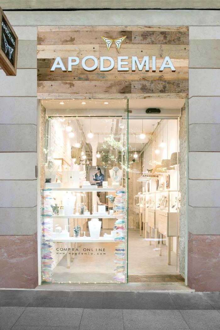 Apodemia, Barcelona, organoléptica, joyería, naturaleza, ramble de catalunya,