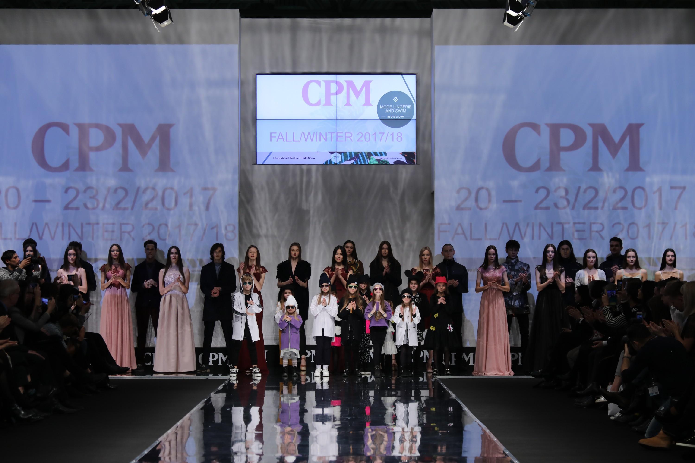 CPM, Igedo Company, salones de moda, mercado ruso de la moda, WGSN