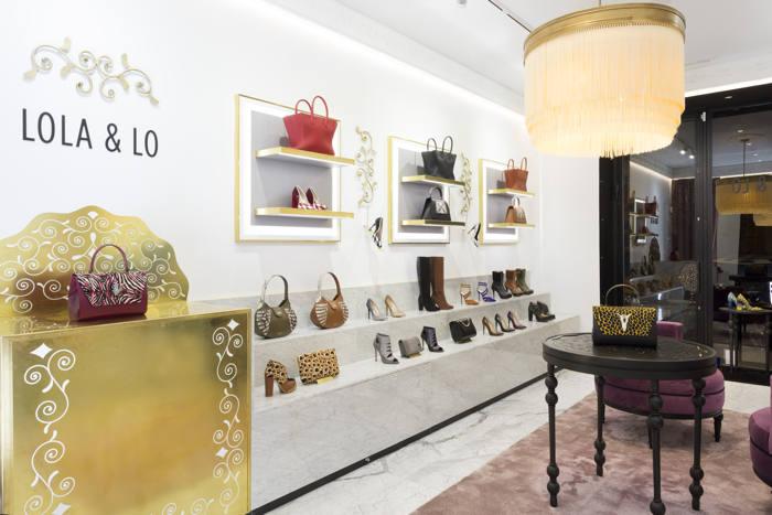 lola&lo, calzado de lujo, complementos de lujo lola&lo, nueva tienda de lujo en Madrid