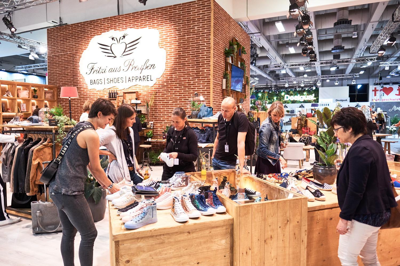 Nueva estructura de la oferta de moda en Panorama Berlin