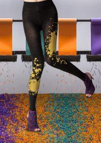Lycra, Lycra 3D, Stijlinstituut Amsterdam, fibra, tendencias, tendencias otoño/invierno 2018-19, celcetería, medias, leggins,