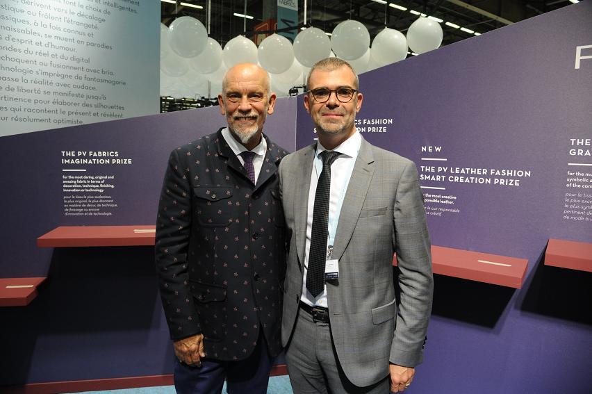 Gilles Lasbordes, Première Vision, Denim Premiére Vision, París, Estambul, Nueva York