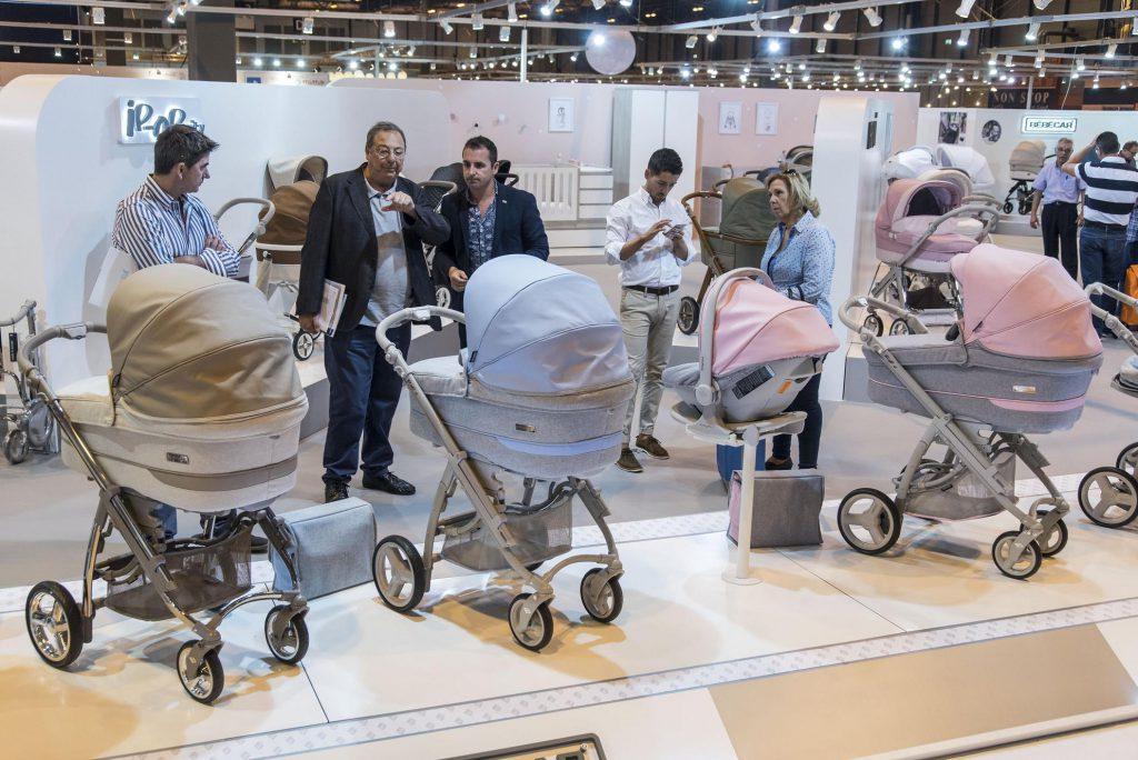 Puericultura Madrid, Ifema, seguridad infantil, Asepri, salones de artículos infantiles, Nait Nait