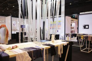 Salón Internacional de la Lencería, Interfilière, Eurovet, Wacoal, salones de moda íntima, moda lencera y balneario, materias primas para lencería y baño