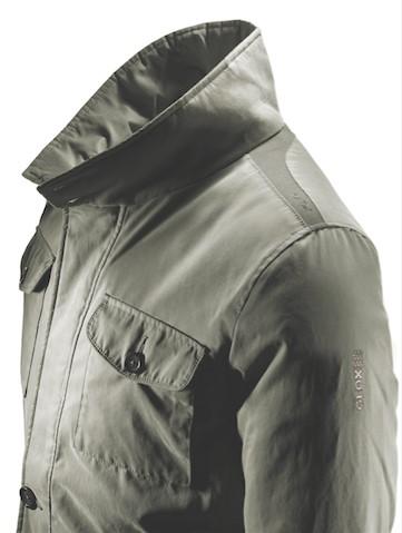 """Antorchas bicapa Ártico  Pinker Moda » Geox lanza """"La chaqueta que respira"""", con termorregulación  natural"""