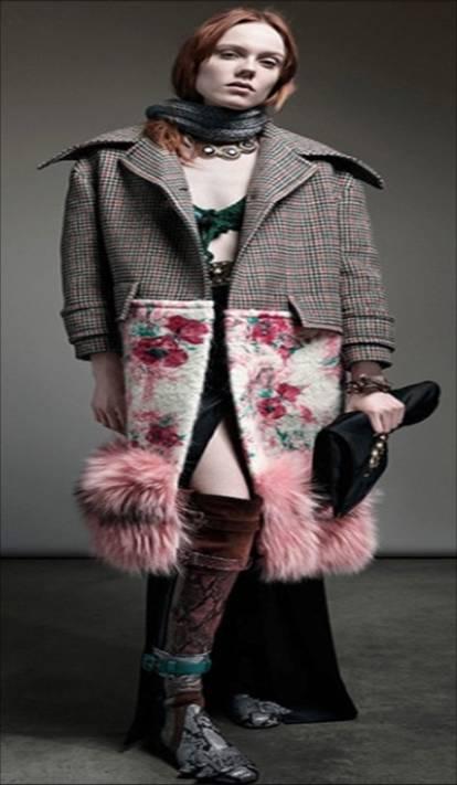 3c8ae7ebd Pinker Moda » Estética bohemia, futurista y deportiva, para el ...