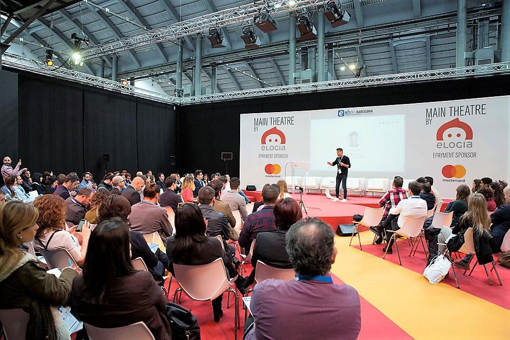 E-Show, Fira de Barcelona, tecnología digital, Net Fashion Forum