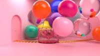 Valentino Garavani Candystud, artículos de lujo, compradores chinos, Jessica Liu, Sanlitun, pop up store, ecommerce, Grupo Alibaba, Luxury Pavilion de Tmall, Tmall, Valentino, Maison Valentino,