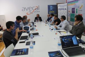 Clavei, Fepica, Avecal, Calzatic, Big Data, calzado, business analytics ,