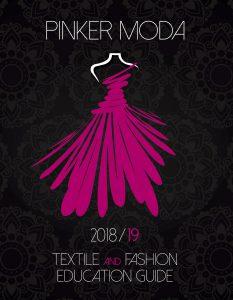 Textile and Fashion Education Guide, Pinker Moda, cursos moda, cursos diseño,