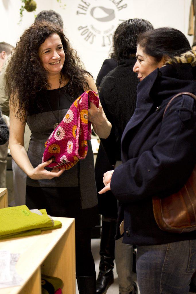 The Circular Project , Textiles Sostenibles, Paloma G. López,  Pinker Moda, sostenibilidad,