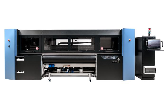 impresión digital de gran formato , impresión digital textil, Monna Lisa, Epson, FESPA 2018, For.Tex. , Monna Lisa Evo Tre 16, Fratelli Robustelli ,