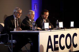Enrico Letta, ex primer ministro italiano, entorno económico, Asociación de fabricantes y distribuidores, AECOC, Javier Campo, Asamblea General,