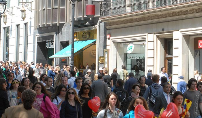 empresa familiar del retail, indicador de retail, Comertia, Joan Carles Calbet,