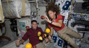 Spacetex2, Instituto Hohenstein, camisetas para refrigerar el cuerpo, Alexandre Grest, ESA, ISS, prendas para astronautas