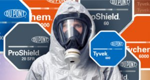 Equipos de Protección Individual , EPI, DuPont, DuPont Personal Protection, Tyvek, Tychem , ProShield