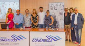 Palacio de Congresos y Exposiciones Adolfo Suárez , Jacqueline Campos, María José González, NuevaModa Producciones, Marbella Fashion Show, Miguel Luna,