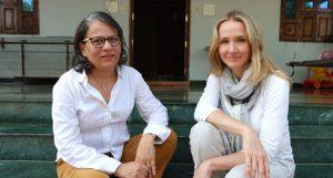Environmental Leader, Anita Chester, C&A, moda sostenible, protección del medio ambiente, Ikea, Adidas, Parley, Mud Jeans