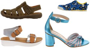 tendencias calzado PV 2019, Arsutoria, Influencer, Where sandals dare, Active Sun-Dals, Fashion Sneaker