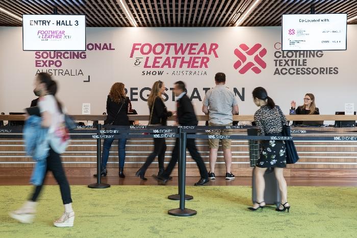 Footwear & Leather Show, Melbourne, salones de calzado, producción india de calzado, Sourcing Expo Australia y de la China Clothing Accessories Textiles Expo, IEC (International Exhibition & Conference Group), CLE (Council for Leather Exports)