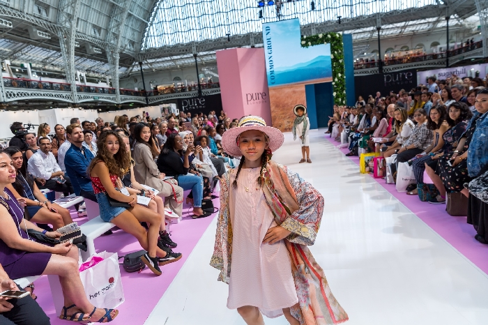 Pure London, Bubble London, moda infantil, salones de moda, ITE Group