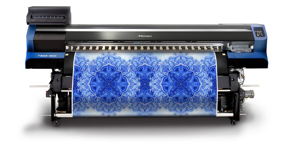 Mimaki, TS55-1800, impresoras textiles digitales, Nena Coldenhove